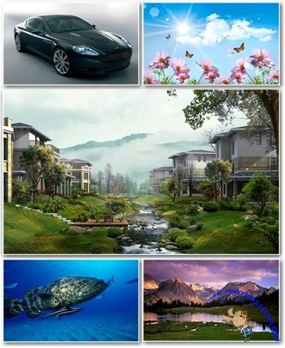 Best HD Wallpapers Pack №138