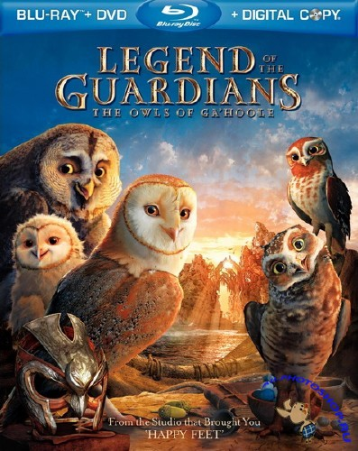 Легенды ночных стражей / Legend of the Guardians: The Owls of Ga'Hoole (2010) BDRip (AVC) x264
