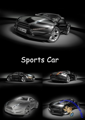 Sports Car - Stock Photos