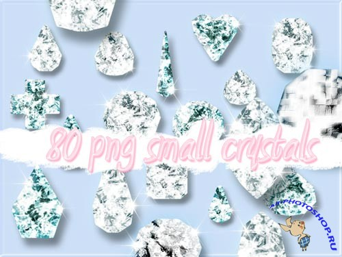 PNG Cliparts - Small Diamonds