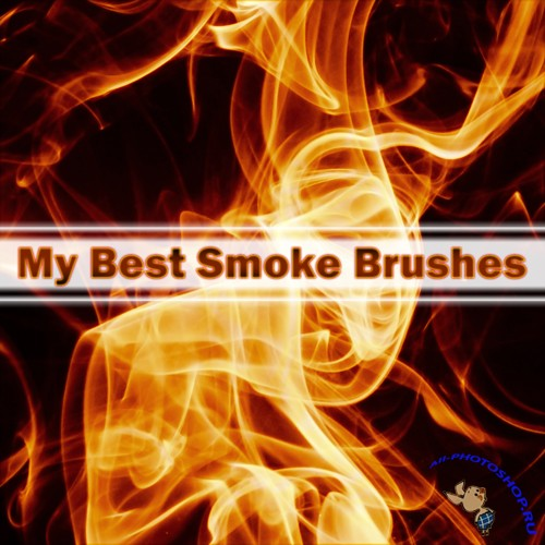 11 Smoke Brushes