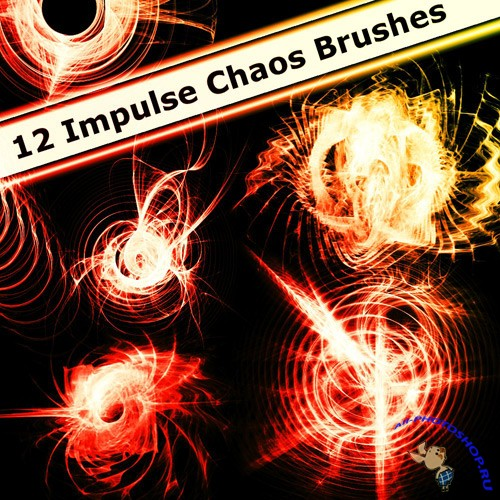 12 Impulse Chaos Brushes