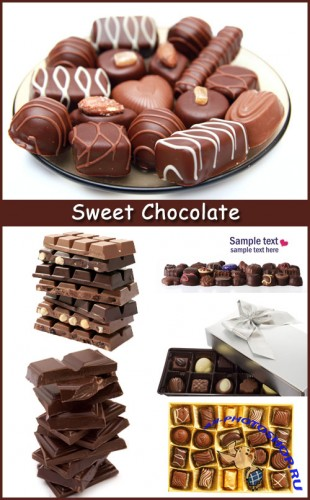 Sweet Chocolate - Stock Photos