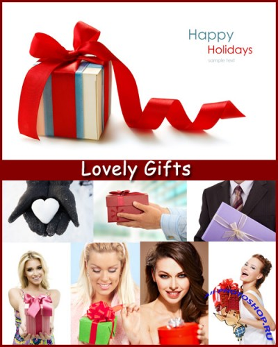 Lovely Gifts - Stock Photos