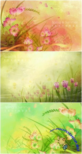 Spring 7 Sammer Backgrounds