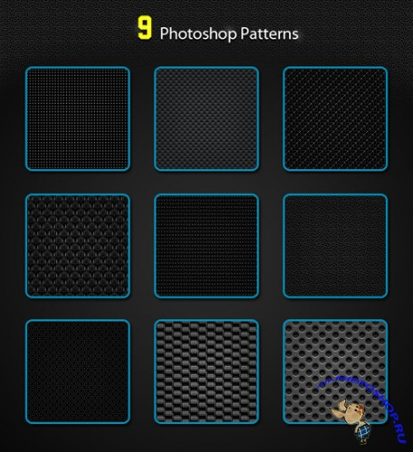 GraphicRiver 9 Photoshop Patterns