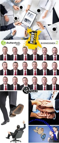 Shutterstock - Businessmen - 2, 5xJPGs