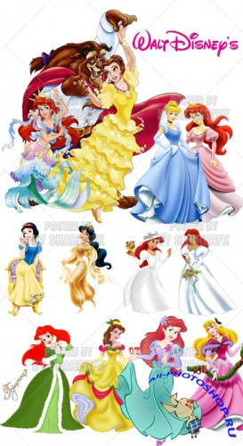 Walt Disney Princesses