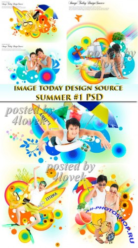 Image Today Design Source Summer #1