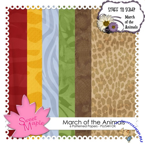 �����-����� - March of the Animals (����� 3)