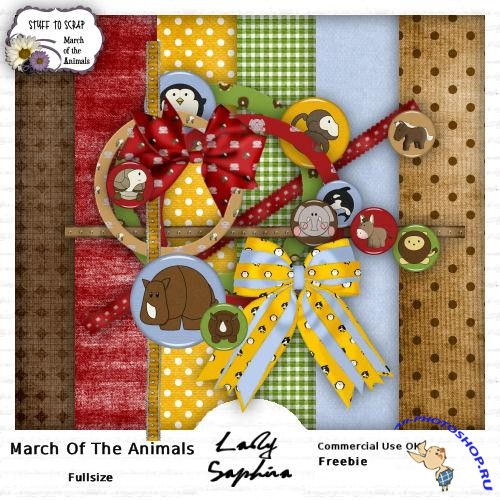 �����-����� - March of the Animals (����� 2)