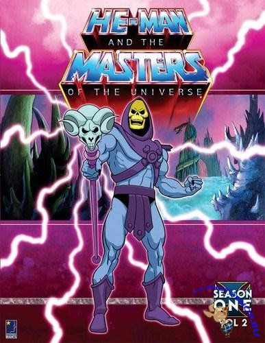 Хи-Мен и Властелины Вселенной / He-Man and the Masters of the Universe (1983) DVDRip