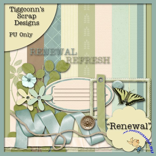 Scrap-set - Renewal