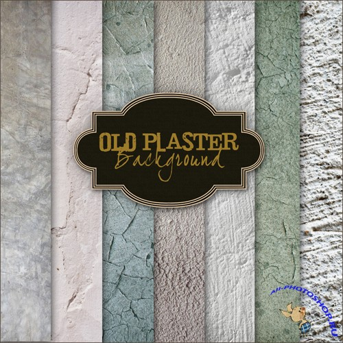 Textures - Old Plaster Backgrounds