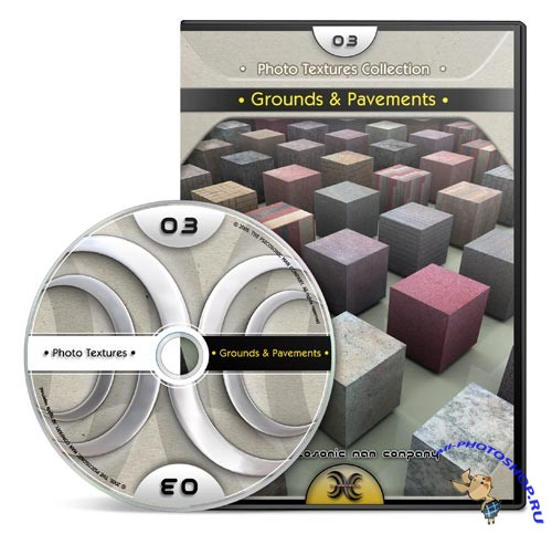 Psicosonic Textures Vol.03 - Grounds & Pavements