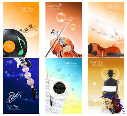 ImageToday Design Source - Music