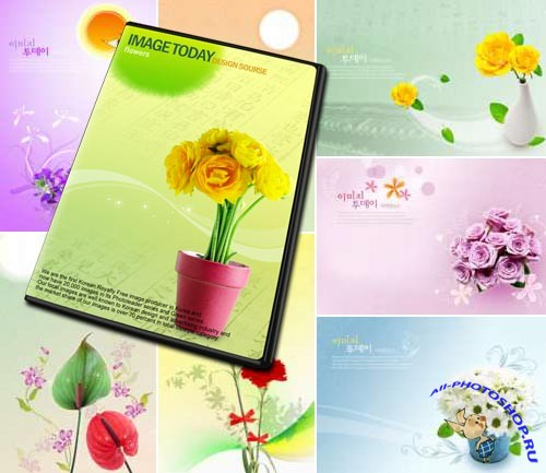 ImageToday Design Source - Flowers