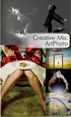 Creative mix: ArtPhotos