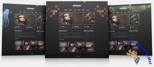 YooTheme Spark v5.5.3 j1.5 AND j1.6 updated for WARP 5.5.14 RETAIL
