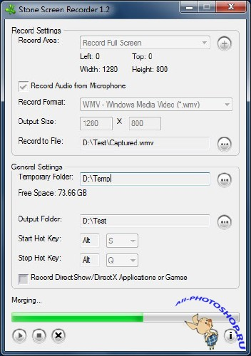 Stone Screen Recorder v1.2.112