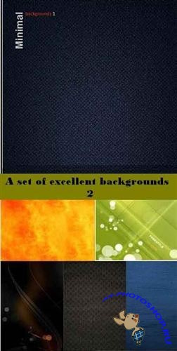 A set of excellent backgrounds - 2