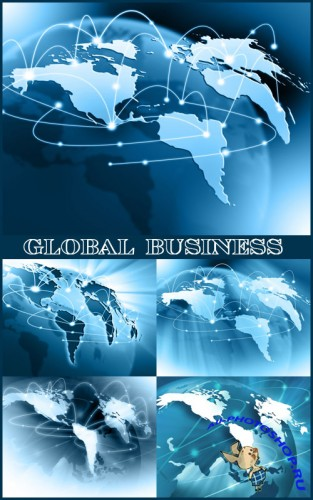 Global Business - Stock Photos