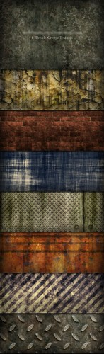 Grunge Textures and Patterns