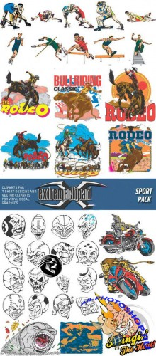 Extreme Clipart 2010 - Sports Pack