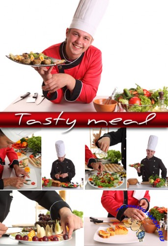 Tasty meal | ClipArt