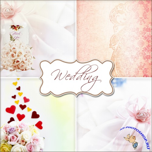 Textures - Weddings Backgrounds