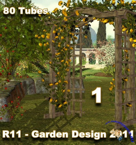 PNG Cliparts - Garden Design 2011 - 1
