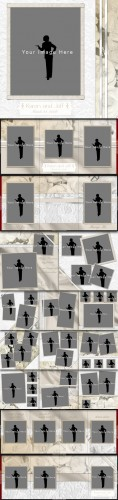 Graphic Authority - Wedding Templates - 1