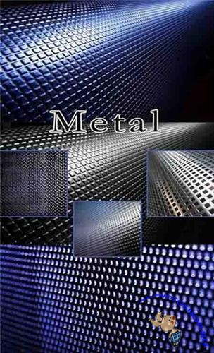 Metal profiles backgrounds