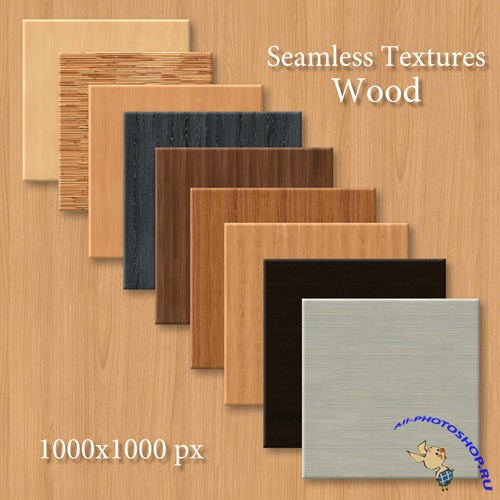 78 seamless textures of wood