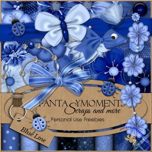 �����-����� - Fantasy moments: Blue Line