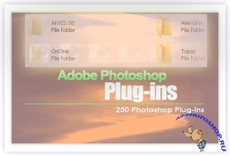 Adobe Photoshop Plugins Collection