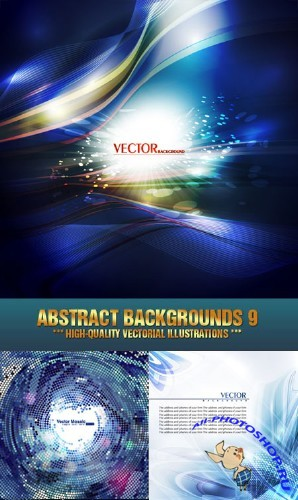 Abstract Backgrounds 9 | Абстрактный фон 9