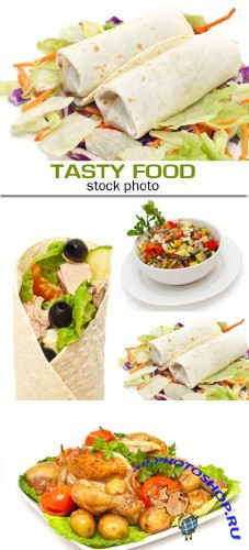 Stock Photos - Tasty food | ������ � �����