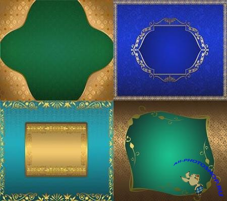 New backgrounds with vignettes 3