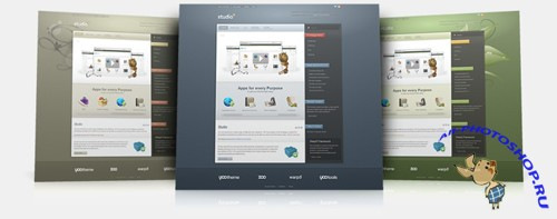 YooTheme Studio v5.5.5 for Wordpress - RETAIL