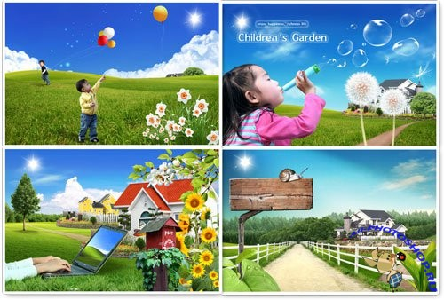 Artplus PSD templates - Country