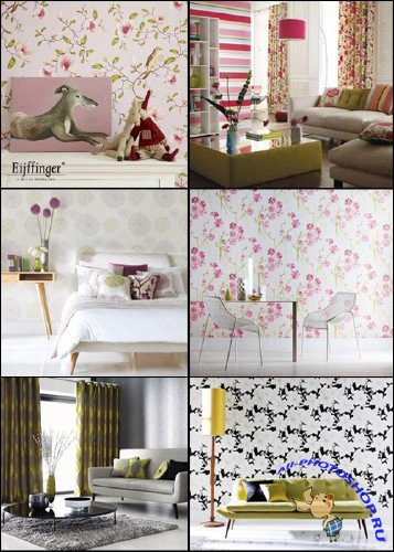 Textures Wallpaper Collection-Known Manufacturers