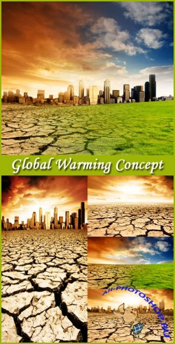 Global Warming Concept - Stock Photos