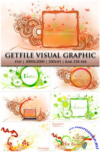 Getfile Visual Graphic