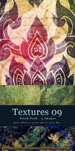 Textures 09 - Abstract Stock Pack