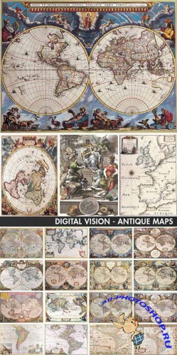Antique Maps Ultimate Collection