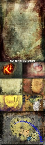 Soft Dirty Textures Vol.3
