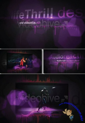 After Effects for Project Videohive - AudioBorn