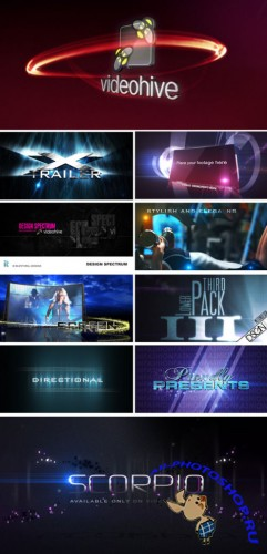 After Effects for Project Videohive - Set 10