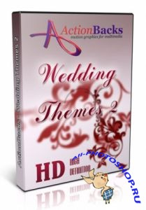 ActionBacks - Wedding Themes 2 1920х1080 HD